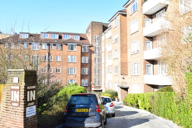 HEATHWAY COURT, CORNER WEST HEATH ROAD,, London NW3 7TS